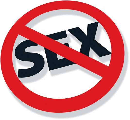 Порно в запрете