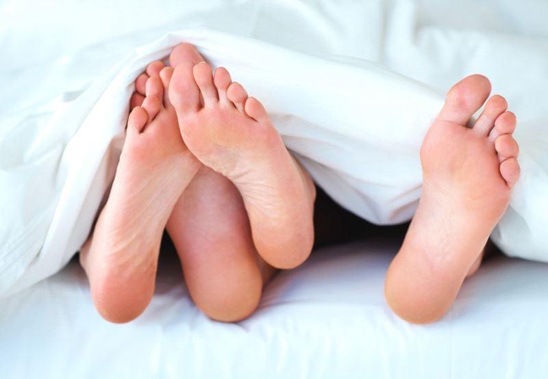 Во время секса возникает смазка у мужчин