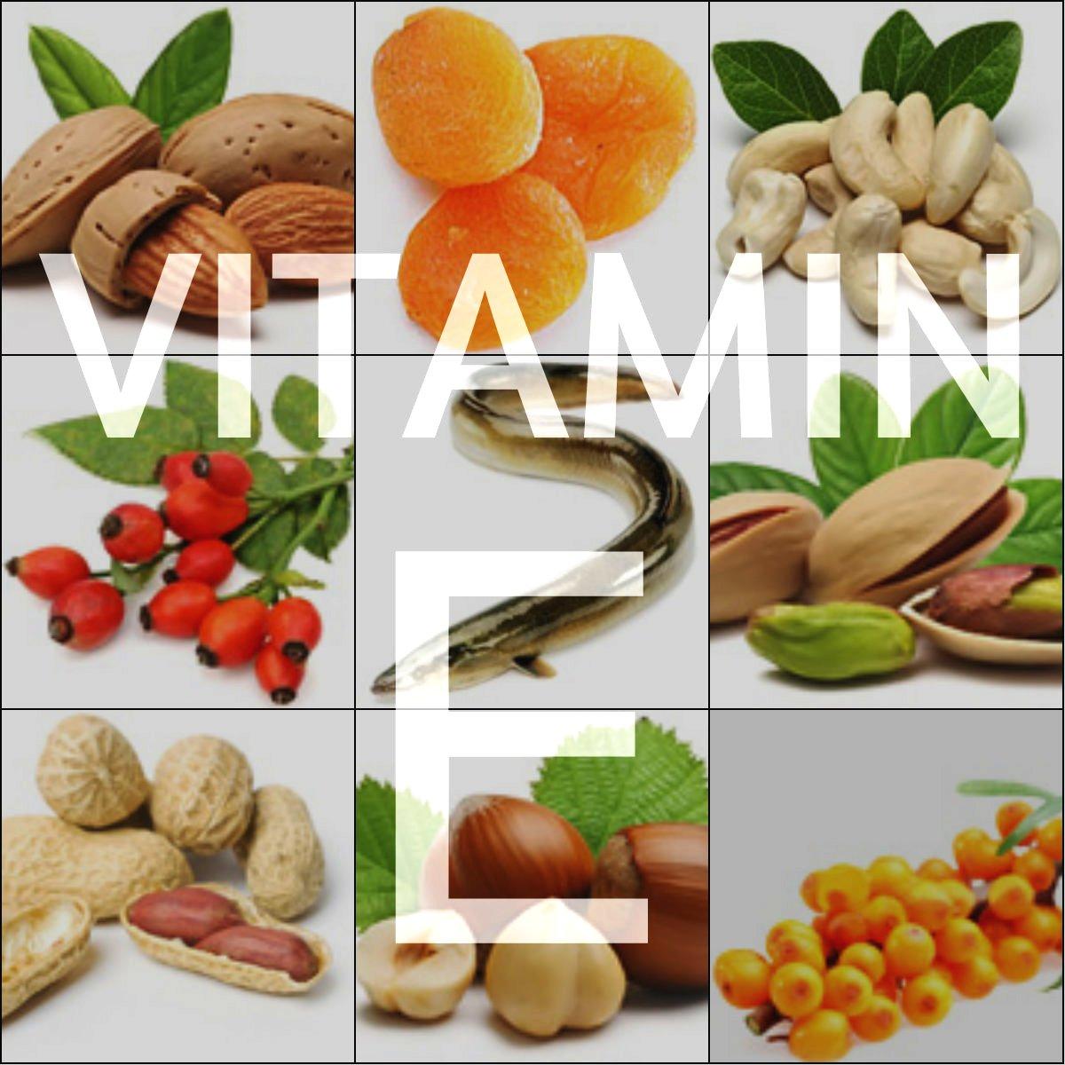 Витамин е увеличивает объм спермы