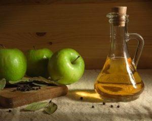 Яблочный уксус при простатите