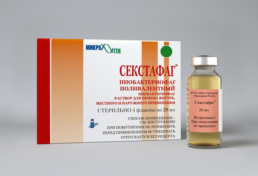 секстафаг для лечения простатита