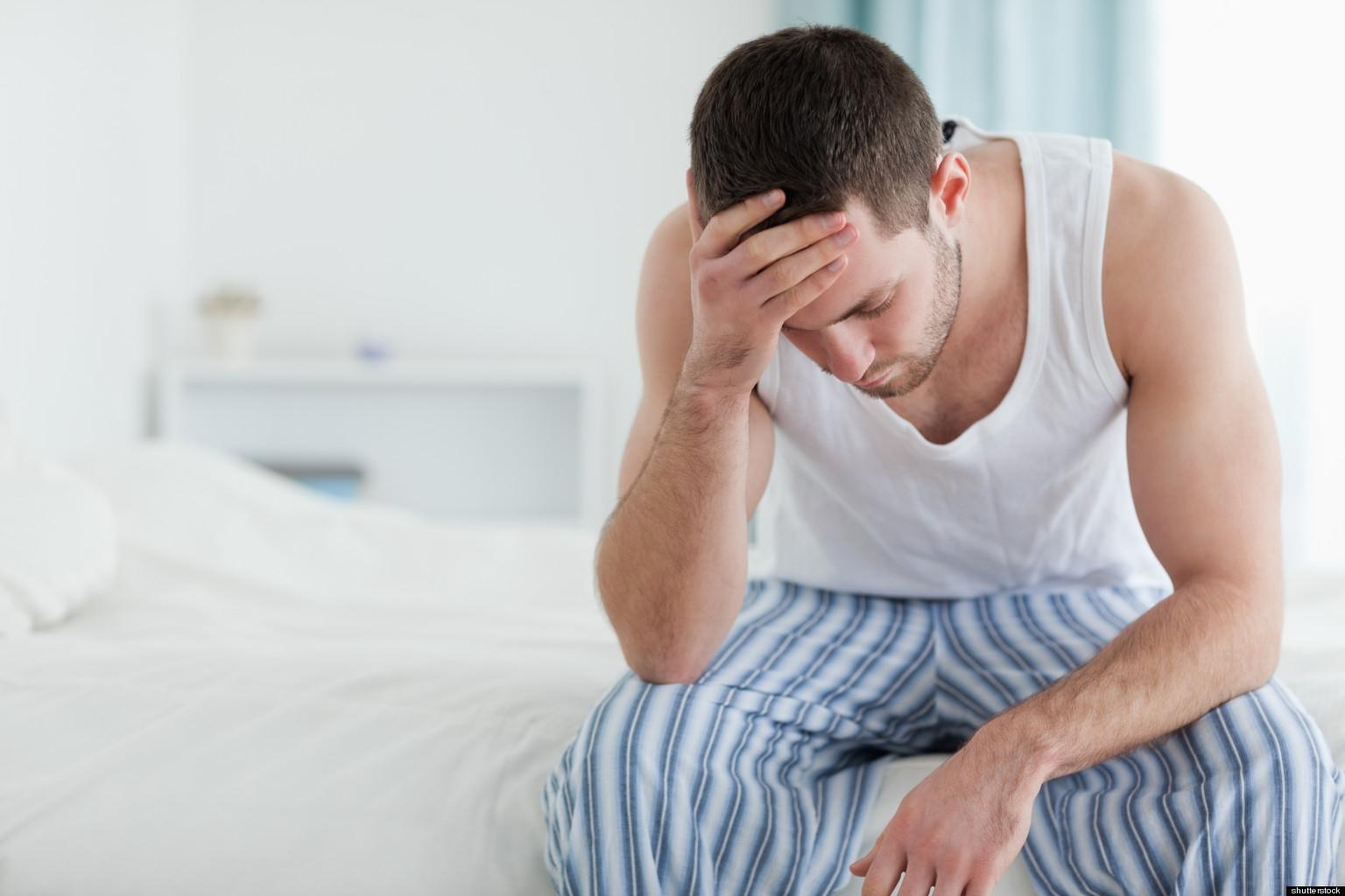 Недержание мочи мужчина секс