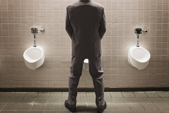 При цистите часто ходишь в туалет